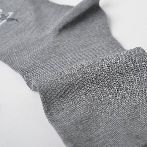 EMPORIO ARMANI エンポリオ アルマーニ カジュアル EA筆記体ロゴ スーピマ綿使用 クルー丈 メンズ 紳士 ソックス 靴下 ポイント10倍 glanage 04