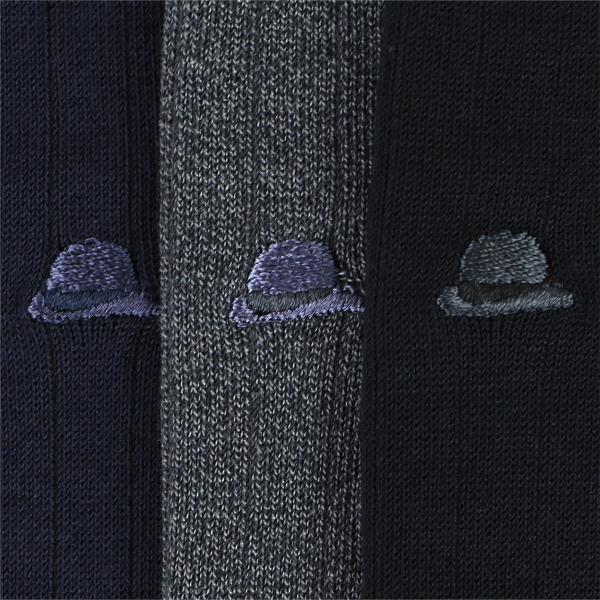 TAKEO KIKUCHI タケオキクチ ビジネス リブ クルー丈 ソックス 抗菌防臭加工 メンズ 靴下 ポイント10倍|glanage|04