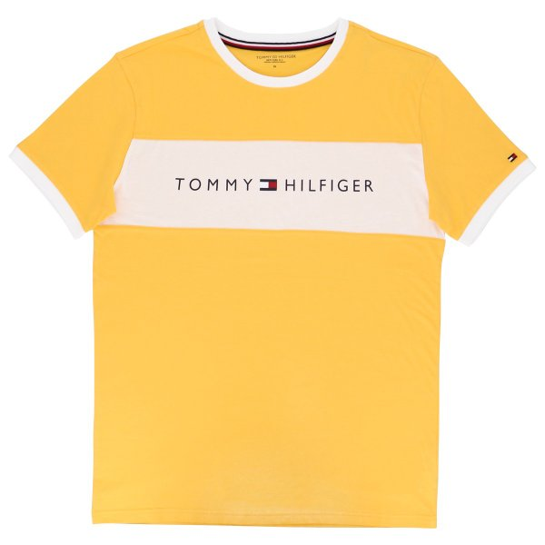 TOMMY HILFIGER トミーヒルフィガー Tシャツ 半袖 コットン ロゴ メンズ ポイント10倍|glanage|04