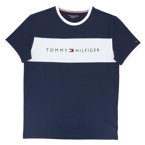 TOMMY HILFIGER トミーヒルフィガー Tシャツ 半袖 コットン ロゴ メンズ ポイント10倍|glanage|05