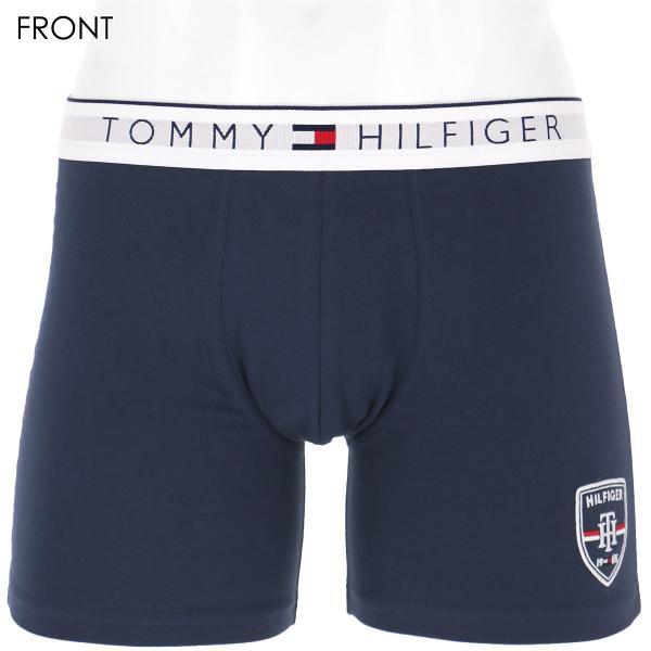 TOMMY HILFIGER トミーヒルフィガー ボクサーパンツ  HERITAGE COTTON STRETCH BOXER BRIEF ヘリテイジ コットン ストレッチ ボクサーパンツ ポイント10倍|glanage|05