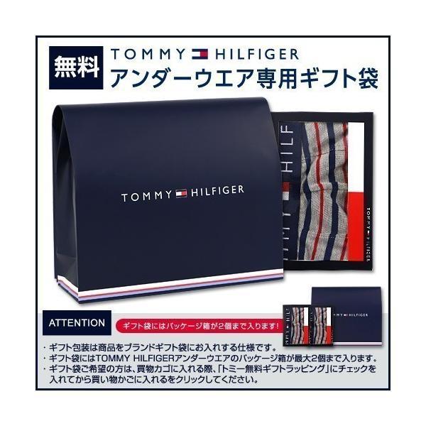 TOMMY HILFIGER トミーヒルフィガー ボクサーパンツ MODERN STRIPE COTTON BUTTONFLY BOXER BRIEF TH FLAG モダンストライプ コットン HT フラグ ポイント10倍|glanage|10