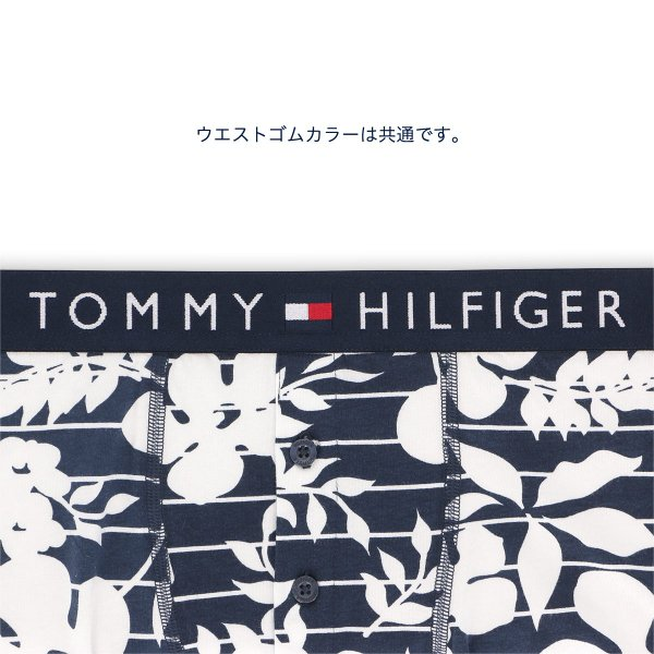 TOMMY HILFIGER トミーヒルフィガー TOMMY ORIGINAL COTTON BUTTONFLY BOXER BRIEF FLOWER PRINT ボクサーパンツ ポイント10倍 glanage 03