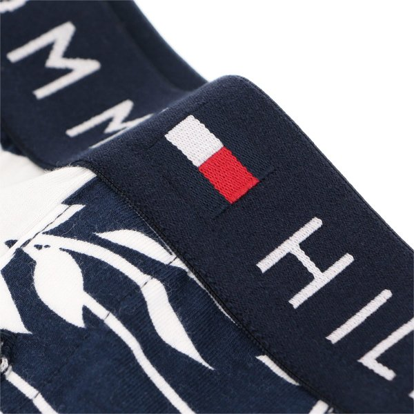 TOMMY HILFIGER トミーヒルフィガー TOMMY ORIGINAL COTTON BUTTONFLY BOXER BRIEF FLOWER PRINT ボクサーパンツ ポイント10倍 glanage 04