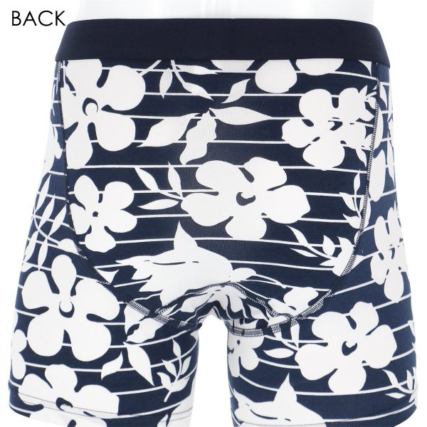 TOMMY HILFIGER トミーヒルフィガー TOMMY ORIGINAL COTTON BUTTONFLY BOXER BRIEF FLOWER PRINT ボクサーパンツ ポイント10倍 glanage 08