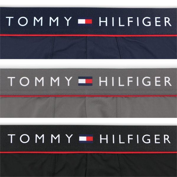 TOMMY HILFIGER トミーヒルフィガー ローライズ ボクサーパンツ MICROFIBER FLEX TRUNK マイクロファイバー フレックス ポイント10倍 glanage 03
