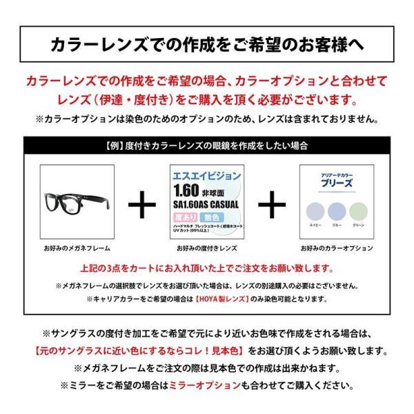 【カラーオプション】 度付きサングラスをお作りの際に 元のサングラスに近い色にするならコレ!見本色  【HOYA/SAビジョン/KODAK専用】|glass-expert|05