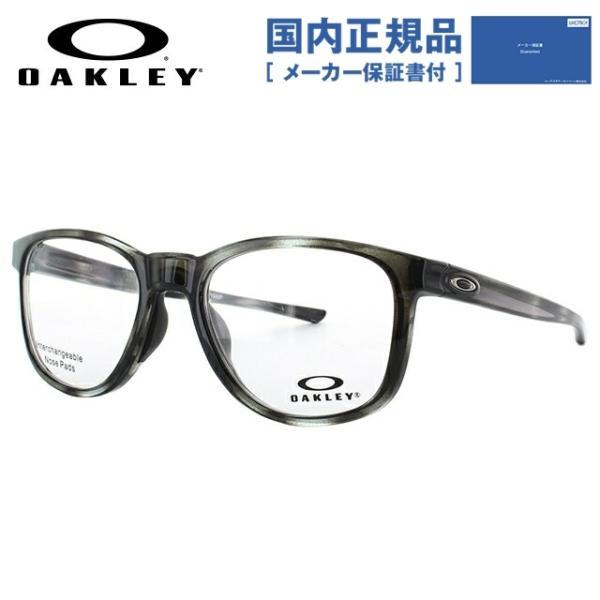 f2732b05e9 国内正規品 オークリー OAKLEY 伊達 度付き 度入り メガネ 眼鏡 クローバーリーフMNP OX8102 ...