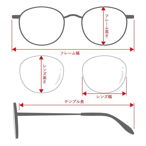 老眼鏡 レディース おしゃれ 女性用 リーディンググラス メンズ 男性用 ボストン ラウンド べっこう柄 黒 FLC-002|glass-garden|09