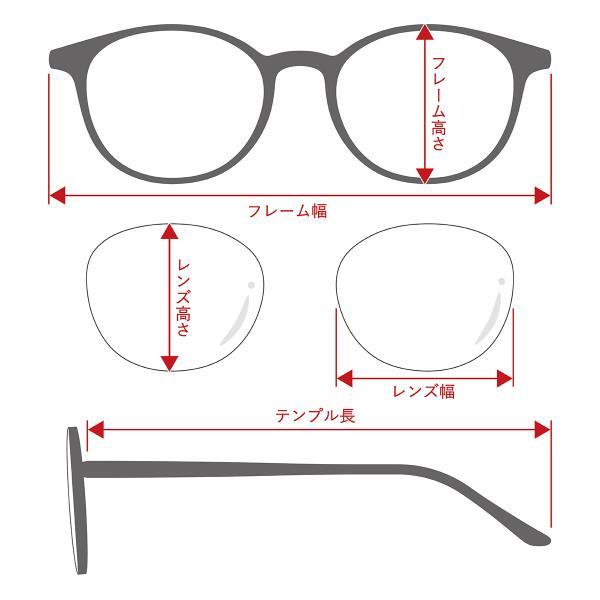老眼鏡 おしゃれ 女性用 レディース おしゃれ リーディンググラス ボストン ストーン スモーククリア ベージュ FLL-005|glass-garden|08