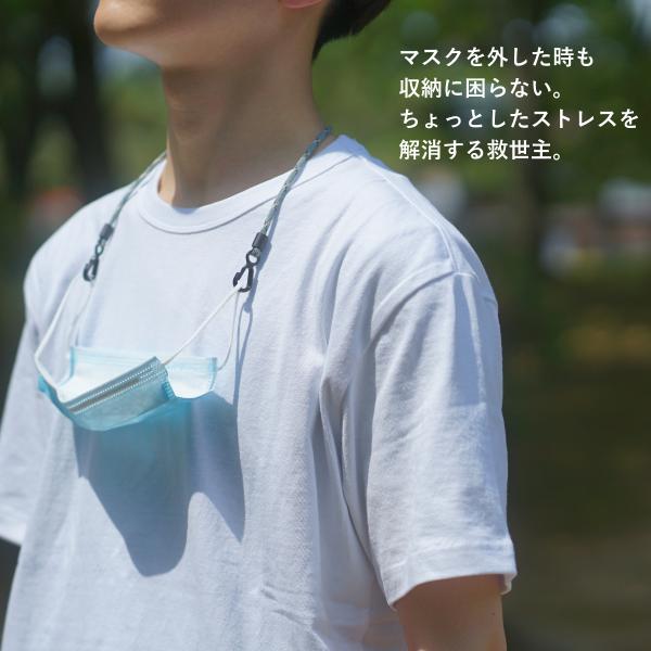 マスク用ストラップ マスクバンド おしゃれ 耳ガード イヤーガード 耳が痛くなりにくい 送料無料 マスク バンド MASQ  MQ-FI01 glass-garden 02