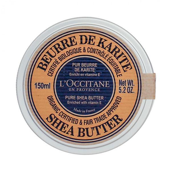 【超!特価セール】ロクシタン ピュア シア バター 150ml (ボディバター)