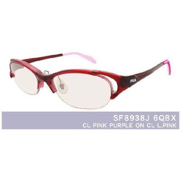 メガネ 眼鏡 めがね FILA/フィラスポーツ8938 1.74超薄型非球面レンズ カラーレンズ 度付き メガネセット サングラス glasscore 02