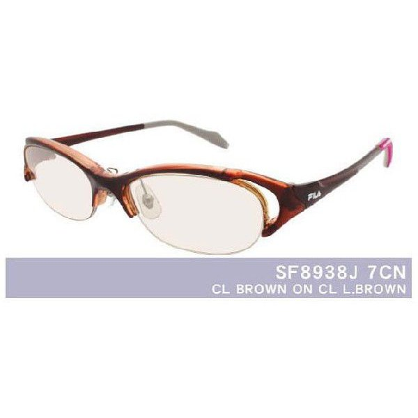 メガネ 眼鏡 めがね FILA/フィラスポーツ8938 1.74超薄型非球面レンズ カラーレンズ 度付き メガネセット サングラス glasscore 04