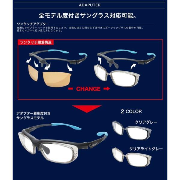 メガネ 度付き FILA 度付きメガネ フィラスポーツ サングラス SF6602F メガネ 眼鏡 めがね 1.74超薄型非球面レンズ カラーレンズ度付き サングラス|glasscore|05