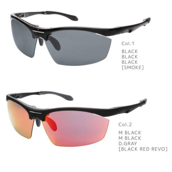 メガネ 眼鏡 めがね FILA/フィラスポーツ SF7701 折りたたみ 1.74超薄型非球面レンズ カラーレンズ 度付き メガネセット サングラス|glasscore|06