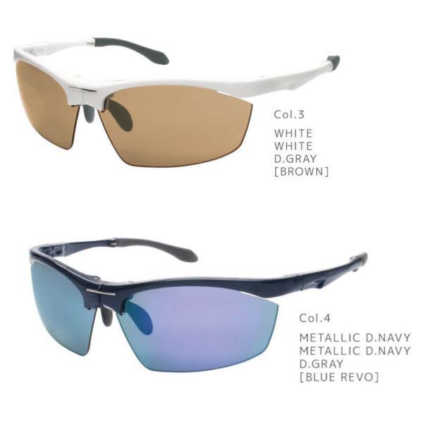 メガネ 眼鏡 めがね FILA/フィラスポーツ SF7701 折りたたみ 1.74超薄型非球面レンズ カラーレンズ 度付き メガネセット サングラス|glasscore|07