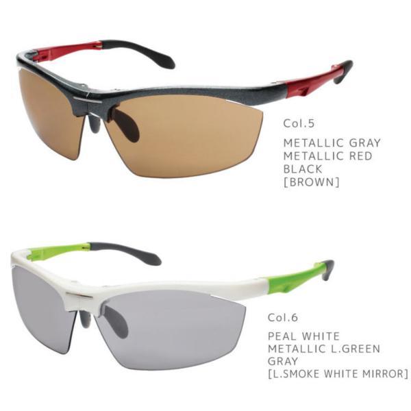 メガネ 眼鏡 めがね FILA/フィラスポーツ SF7701 折りたたみ 1.74超薄型非球面レンズ カラーレンズ 度付き メガネセット サングラス|glasscore|08
