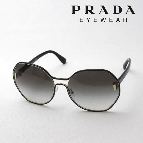 c65030e7d9ce プラダ サングラス ワンダラー PRADA PR53TS 1AB0A7 Made In Italy|glassmania ...
