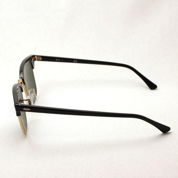 レイバン サングラス 大ヒットモデル Ray-Ban クラブマスター RB3016 W0365 RB3016F W0365 glassmania 08
