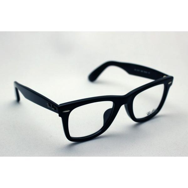 レイバン メガネ 大ヒットモデル Ray-Ban ウェイファーラー 伊達メガネ RX5121F 2000|glassmania|04