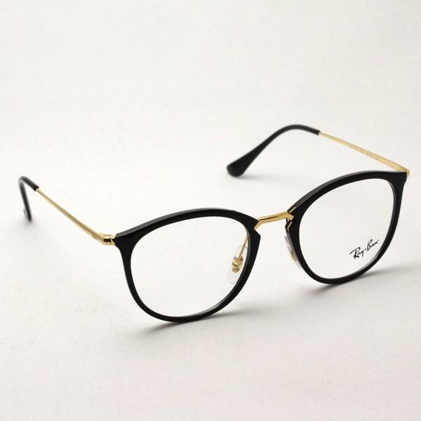 レイバン メガネ 大ヒットモデル Ray-Ban 伊達メガネ RX7140 2000|glassmania|03