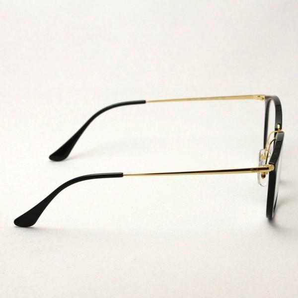 レイバン メガネ 大ヒットモデル Ray-Ban 伊達メガネ RX7140 2000|glassmania|06