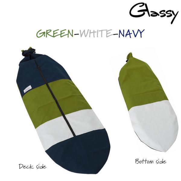 サーフボードケース サーフィン ボードケース ソフトケース サーフボードカバー シモンズ レトロフィッシュ ミニボード ショートボード GLASSY グラッシー|glassysurf|03