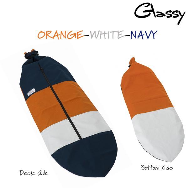 サーフボードケース サーフィン ボードケース ソフトケース サーフボードカバー シモンズ レトロフィッシュ ミニボード ショートボード GLASSY グラッシー|glassysurf|04