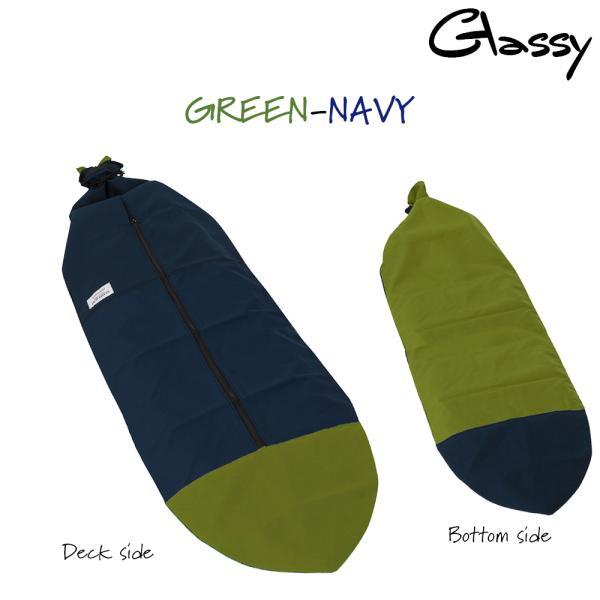 サーフボードケース サーフィン ボードケース ソフトケース サーフボードカバー シモンズ レトロフィッシュ ミニボード ショートボード GLASSY グラッシー|glassysurf|05