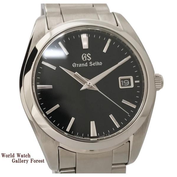 GrandSeikoグランドセイコーSBGX261中古メンズ腕時計クオーツ9Fクオーツヘリテージコレクション