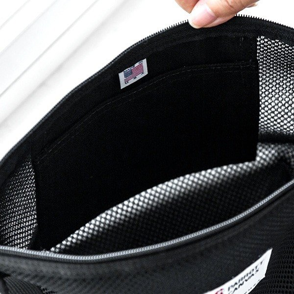 PARROTTCANVAS Mesh Shoulder Bag メッシュミニショルダーバッグ PARROTT CANVAS パロットキャンバス|glencheck|03