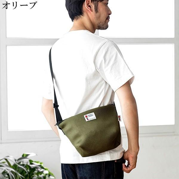 PARROTTCANVAS Mesh Shoulder Bag メッシュミニショルダーバッグ PARROTT CANVAS パロットキャンバス|glencheck|08