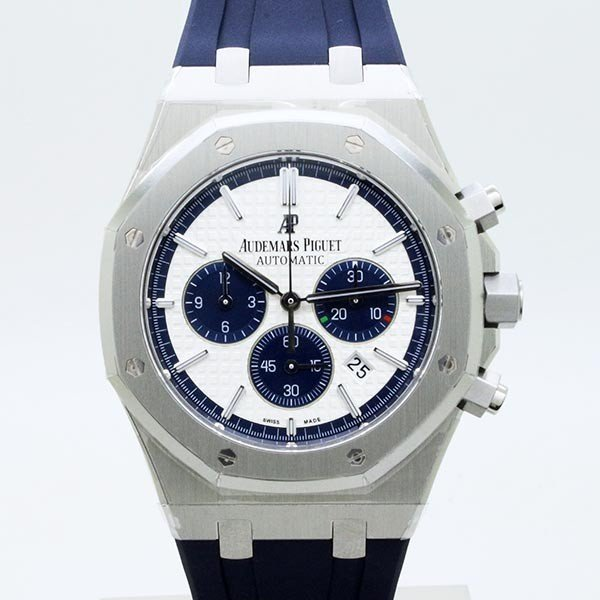 save off 375a7 f51a6 AUDEMARSPIGUET(オーデマピゲ)ロイヤルオーク クロノグラフ 41mm イタリア  26326ST.OO.D027CA.01〔限定品〕〔腕時計〕〔新品〕