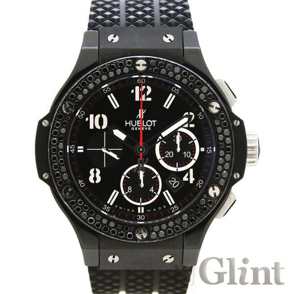 buy popular 29d7f c03e6 HUBLOT【ウブロ】ビッグバン ブラックマジック 純正ブラックダイヤモンドベゼル 301.CV.130.RX.110〔腕時計〕〔メンズ〕
