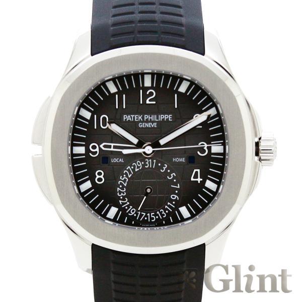 パテックフィリップ(PATEKPHILIPPE)アクアノートトラベルタイム5164A-001〔メンズ〕〔腕時計〕〔未使用品〕