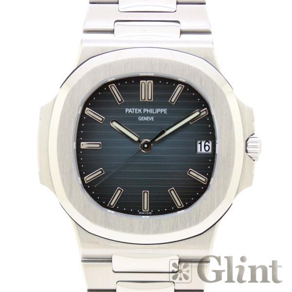 パテックフィリップ(PATEKPHILIPPE)ノーチラス5711/1A-010ステンレススティールブルー文字盤〔腕時計〕〔メン