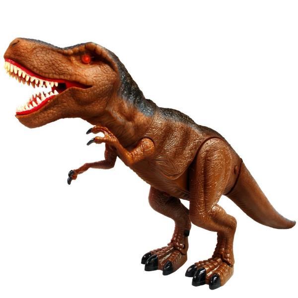 恐竜 T Rex ティラノサウルス おもちゃ リアルな動き Y1539