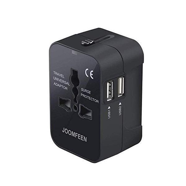 海外旅行 出張 変換アダプター 変換プラグ 急速充電 アダプタ 海外用コンセント 2個USBポート USB充電器 A・BF・C・O・SEタイプセット|global-work|08