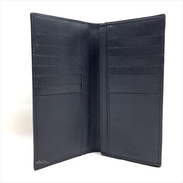 5c1e56ce7b8c ... COACH コーチ メンズ ブレスト ポケット ウォレット クロスグレイン レザー 長財布 F59109 ブラック|globalise| ...