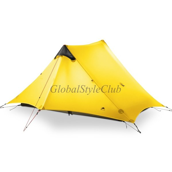 2018  2 3 ギア2人超軽量キャンプテント4シーズンプロフェッショナル15  テント|globalstyleclub