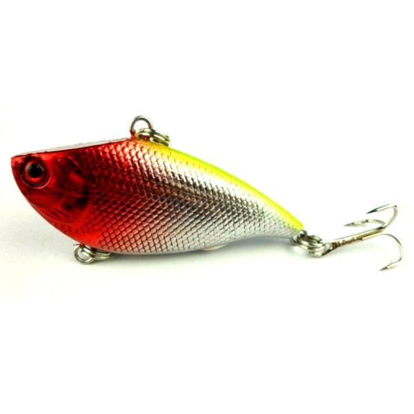 1ピース釣り振動ガラガラフック餌7.5グラム5.5センチ