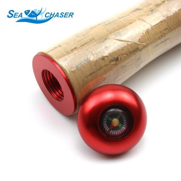高品質木製ハンドル 2.1 メートル 2.4 メートル 2.7 メートルカーボンスピニングロッドルアー伸縮式釣竿ポータブル旅行釣りポールトラウトロッド
