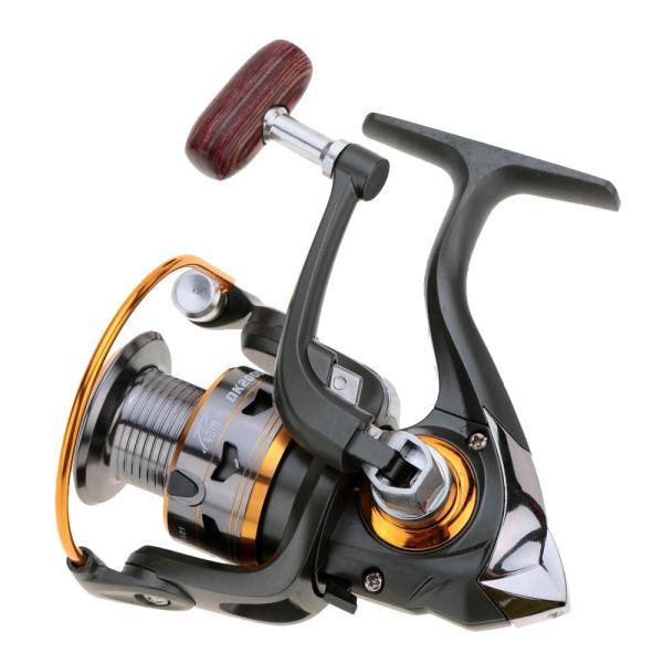 海釣りリール11 1000/2000/6000右左手インター可変フロントドラッグリール釣り用鯉スピニングリール