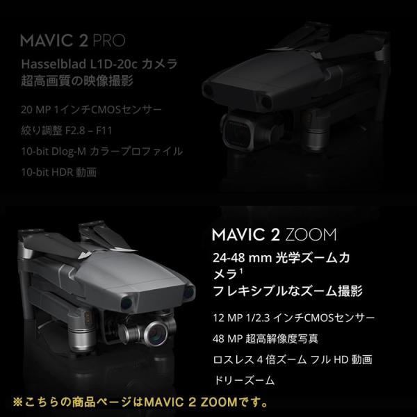 DJI Mavic 2 Zoom ドローン マビック プロ 光学 ズームレンズ 空撮 カメラ HD 動画 4K|glock|02