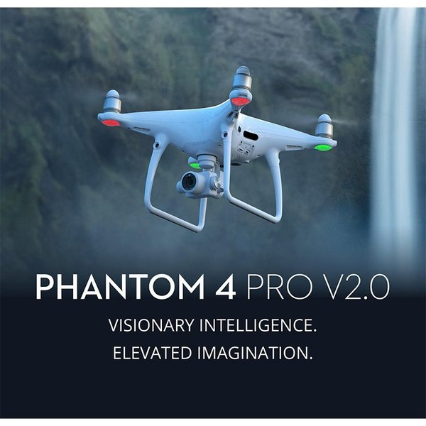 【国内正規品】PHANTOM 4 PRO V2.0 ファントム4 プロ ドローン DJI 4K P4 映画 4km対応 カメラ ビデオ 空撮 ActiveTrack ノイズ低減 4dB 5方向障害物検知|glock|02
