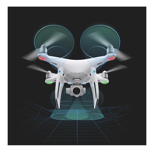 【国内正規品】PHANTOM 4 PRO V2.0 ファントム4 プロ ドローン DJI 4K P4 映画 4km対応 カメラ ビデオ 空撮 ActiveTrack ノイズ低減 4dB 5方向障害物検知|glock|12