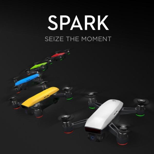 DJI SPARK スパーク FLY MORE コンボ 小型ドローン セルフィードローン iPhone 高性能 ポケットドローン カメラ付き DJI正規代理店|glock|05