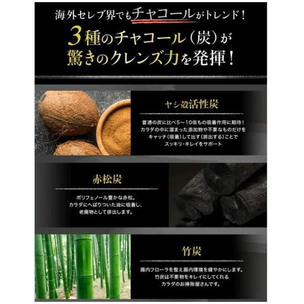 ビークレンズ 30包 B-CLENSE コンブチャ×チャコール ダイエットサプリメント|glorymart|03