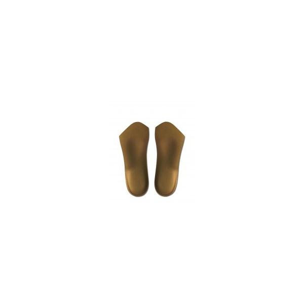 ヘブンリーインソール2 (靴用中敷き) 3/4ソール ブロンズ
